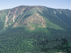 photograph:Mt. Hayachine
